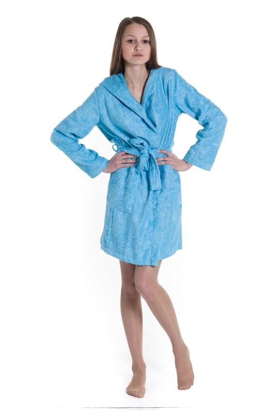 Бамбуковый халат Российское швейное производство LacyWear 1390.000