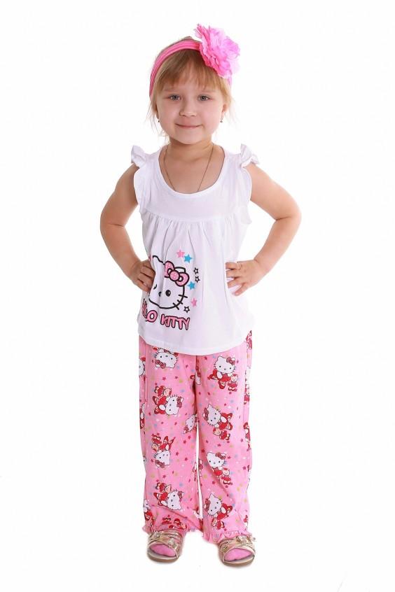 Комплект (майка+брюки+шорты) Российское швейное производство LacyWear 890.000