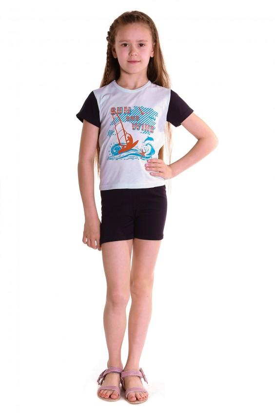 Костюм (футболка и шорты) Российское швейное производство LacyWear 330.000