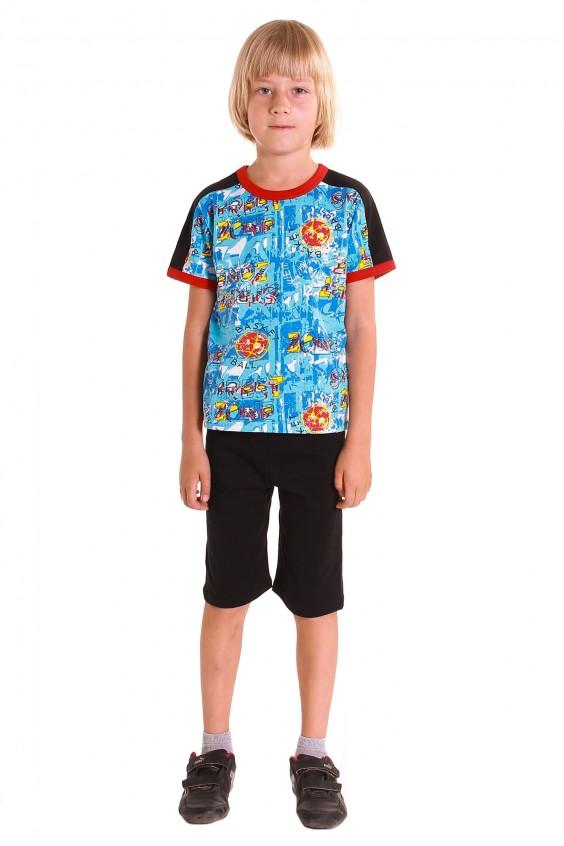 Костюм (футболка+шорты) Российское швейное производство LacyWear 490.000