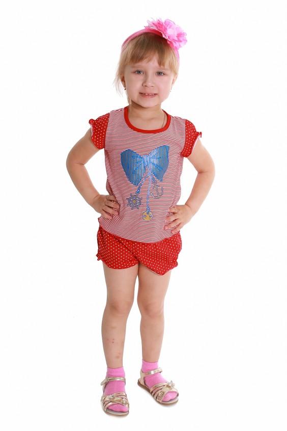 Комплект (футболка+шорты) Российское швейное производство LacyWear 370.000