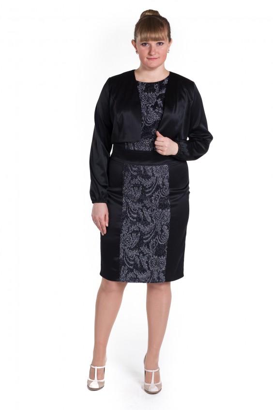 Платье + болеро Российское швейное производство LacyWear 1990.000