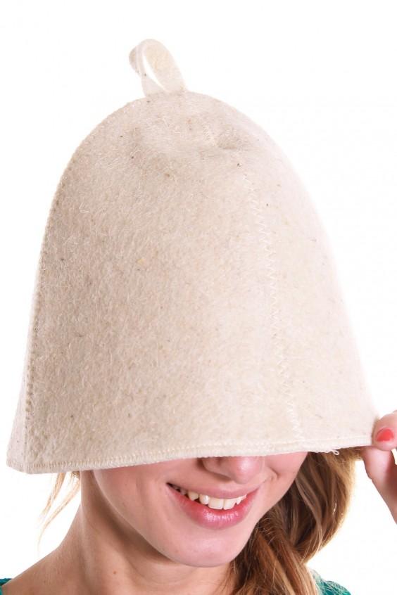 Шапка банная Российское швейное производство LacyWear 170.000