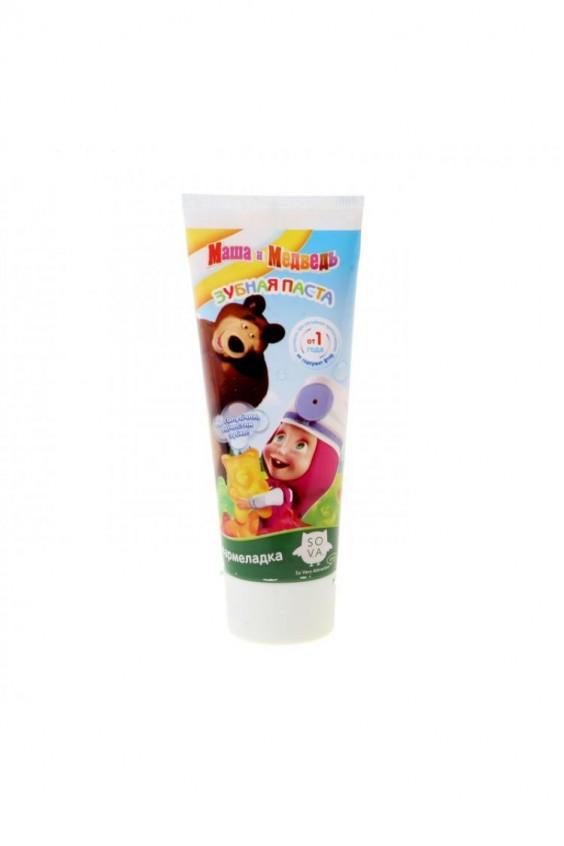 Зубная паста-гель детская