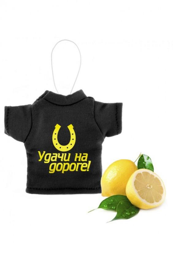 Ароматизатор д/авто футболка Российское швейное производство LacyWear 94.000