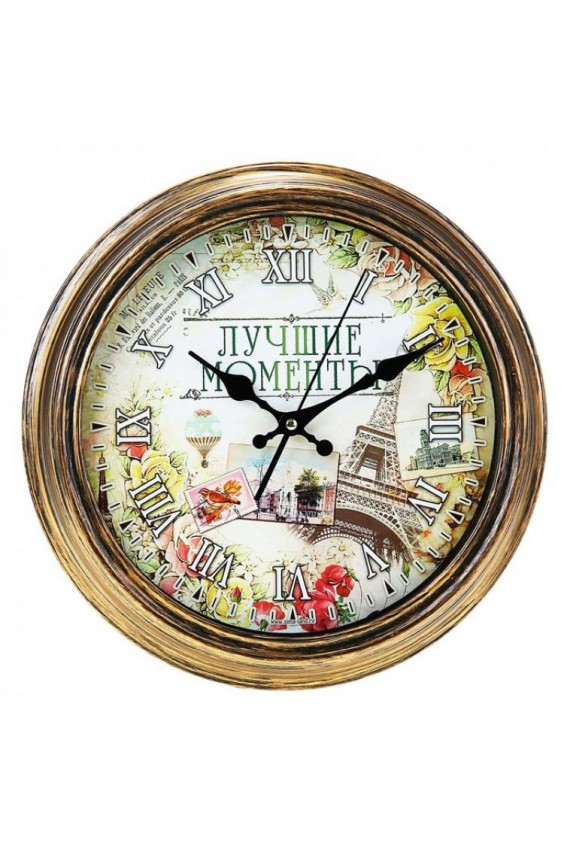 Часы интерьерные настенные Российское швейное производство LacyWear 1305.000