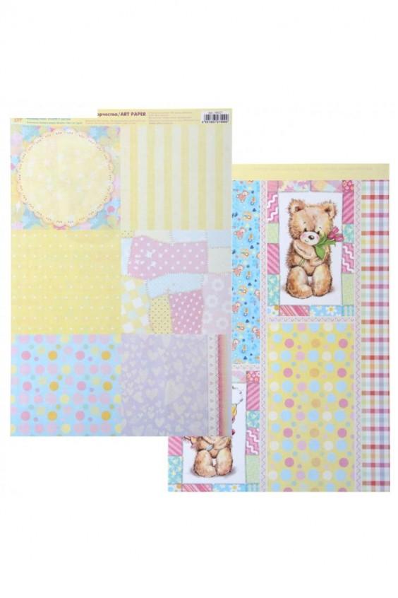 Бумага дизайнерская Российское швейное производство LacyWear 14.000