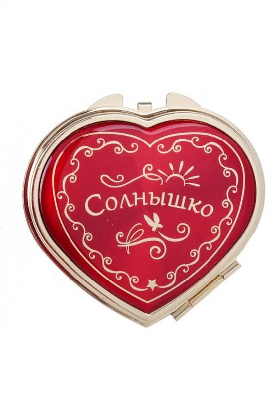Зеркало сердце металл Российское швейное производство LacyWear 96.000