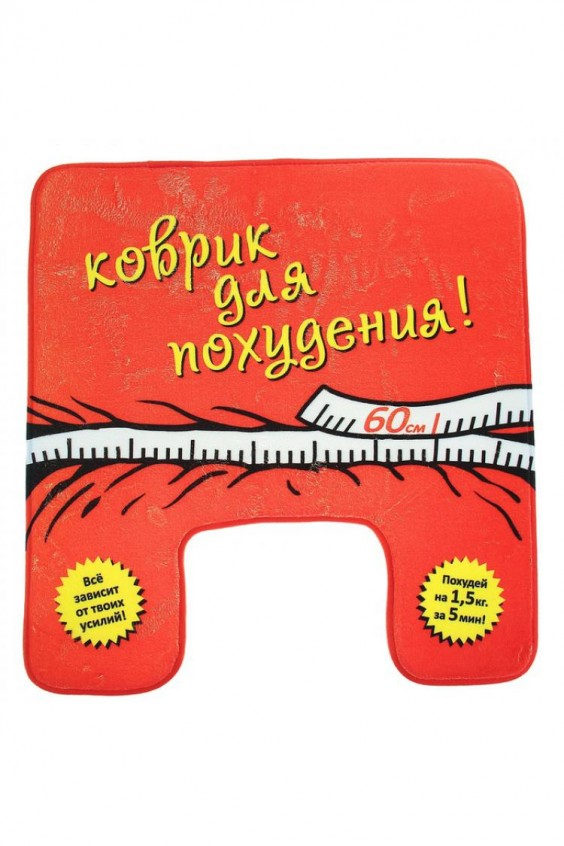 Коврик текстиль Российское швейное производство LacyWear 300.000