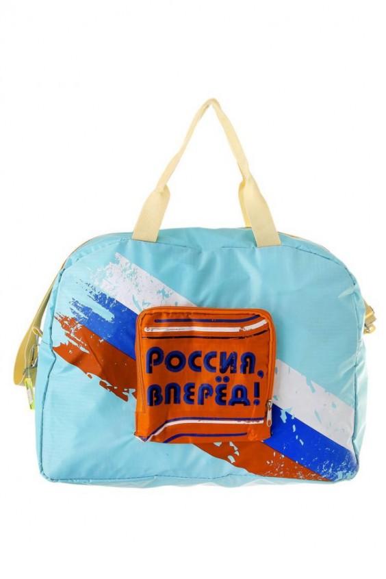 Сумка текстильная спортивная Российское швейное производство LacyWear 537.000