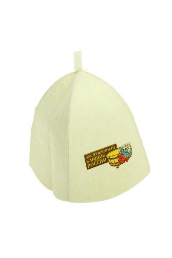 Шапка банная термопринт Российское швейное производство LacyWear 180.000