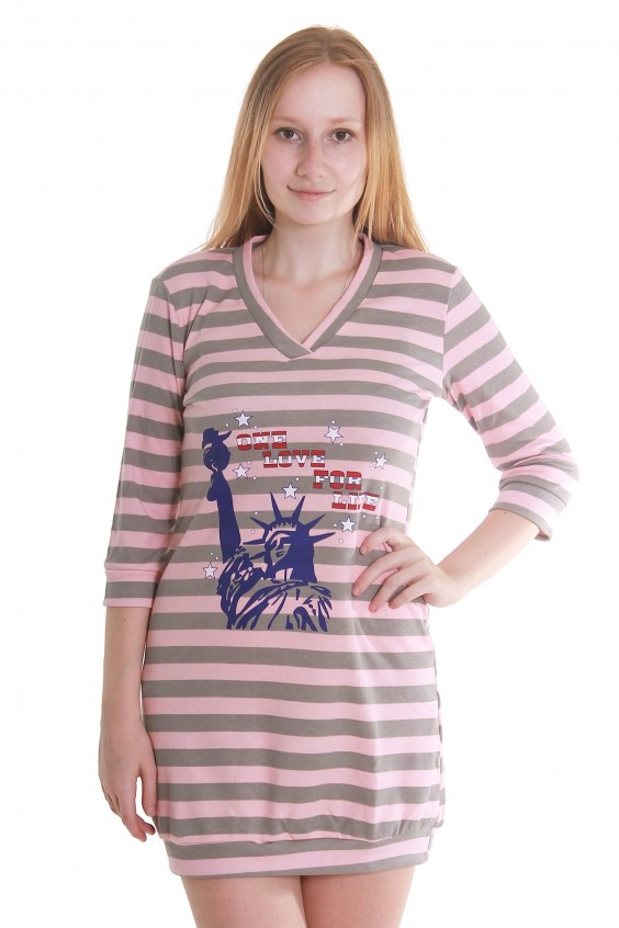 Сорочка Российское швейное производство LacyWear 740.000